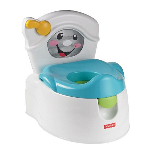 Backward Steps in Potty Training